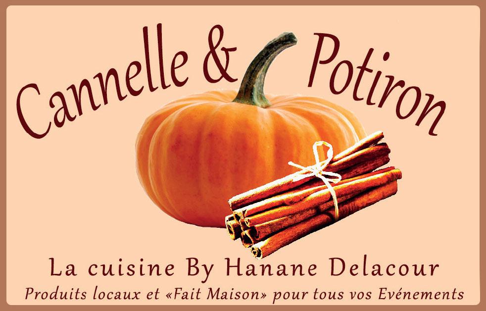 Logo Cannelle et Potiron